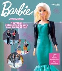 Annabel Benilan - Nouveaux vêtements à coudre pour Barbie et Ken.
