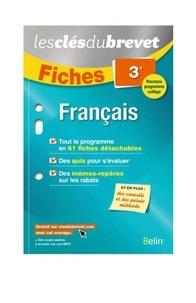 Français 3e- Fiches - Annabel Medina |