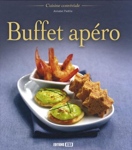 Annabel Padilla - Buffet apéro.