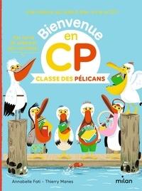 Annabelle Fati et Thierry Manès - Classe des Pélicans.
