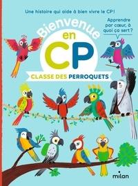 Annabelle Fati et Thierry Manès - Classe des Perroquets.