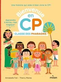 Annabelle Fati et Thierry Manès - Classe des Pharaons.
