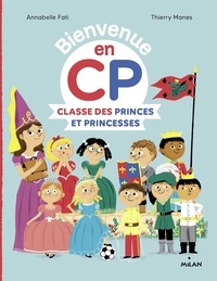Annabelle Fati et Thierry Manès - Classe des princes et princesses.
