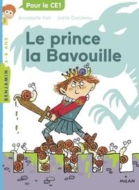 Annabelle Fati - Le prince la Bavouille.