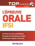 Annabelle Guillemard et Bérengère Masson - L'épreuve orale IFSI.