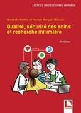 Annabelle Mathon et Pascale Wanquet-Thibault - Qualité, sécurité des soins et recherche infirmière.
