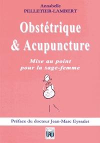 Histoiresdenlire.be Obstétrique & acupuncture - Mise au point pour la sage-femme Image