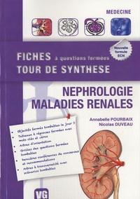 Annabelle Pourbaix et Nicolas Duveau - Néphrologie maladies rénales.
