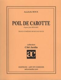 Annabelle Roux - Poil de carotte.