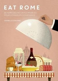 Histoiresdenlire.be Eat Rome - 85 adresses incontournables pour voyageurs gourmands Image