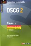 Annaïck Guyvarc'h et Arnaud Thauvron - DSCG 2 Finance - Applications et cas corrigés.