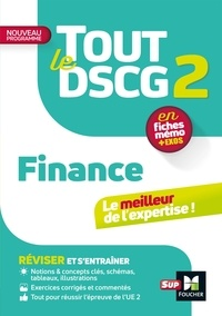 Annaïck Guyvarc'h et Arnaud Thauvron - Finance Tout le DSCG 2.