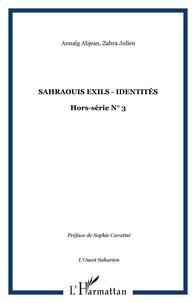 Annaig Abjean - Histoires d'exil : les jeunes sahraouis.