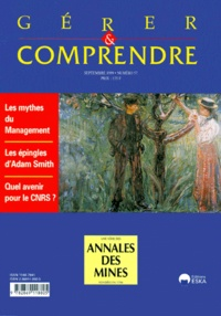 Annales des mines - .
