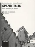 Annalisa Pierucci et Viviane Simonetti - Spazio Italia 3 - Guida per l'insegnante livello B1.