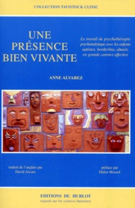 Anne Alvarez - .