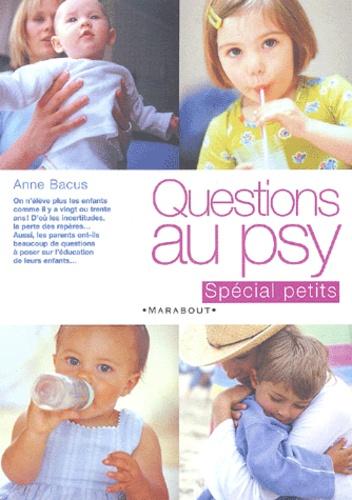 Anne Bacus - .