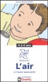 Anne Baillieux - Découvrir l'air à l'ecole maternelle - 4 à 6 ans.