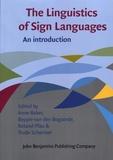 Anne Baker et Beppie Van den Bogaerde - The Linguistics of Sign Languages - An Introduction.