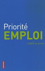 Anne Bariet et Anne Jouve - Priorité emploi - L'ANPE en action.