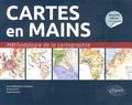 Anne Battistoni-Lemière et Alain Nonjon - Cartes en mains - Méthodologie de la cartographie.