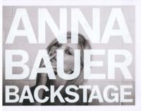 Anne Bauer - Backstage.
