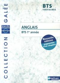 Anne Bellenger et Claude Renucci - Anglais BTS 1e.