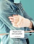 Anne Bermond - Projets tricot avec une pelote.