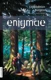 Anne Bernard-Lenoir - Enigmae.com - Tome 4 : L'expédition Burgess.