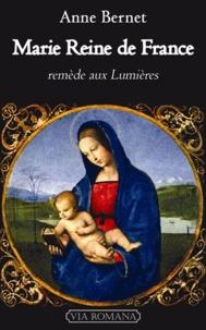 Rhonealpesinfo.fr Marie, reine de France - Remède aux lumières Image