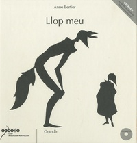 Anne Bertier - Llop meu. 1 CD audio