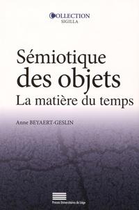 Sémiotique des objets - La matière du temps.pdf