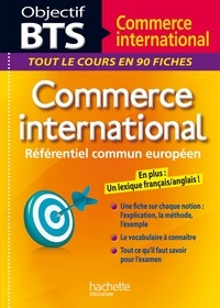 Anne Boffy-Donneger et Christophe Deparrois - Objectif BTS Commerce international.