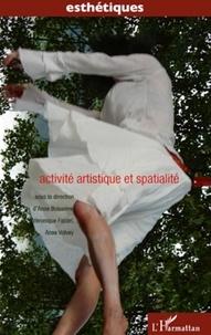 Anne Boissière et Véronique Fabbri - Activité artistique et spatialité.