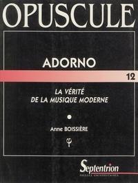 Anne Boissière - .