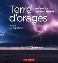 Anne Bondiou - Terre d'orages.