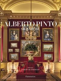 Anne Bony - Alberto Pinto - Signature.