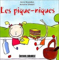 Anne Bosredon - Les pique-niques.