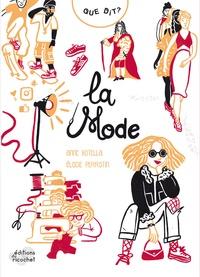 Anne Botella et Elodie Perrotin - Que dit la mode ?.