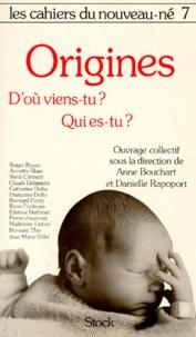 Ucareoutplacement.be Les cahiers du nouveau-né Tome 7 : Les Origines... D'Où viens-tu ? Qui es-tu ? Image