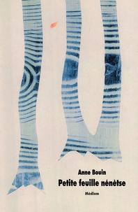 Anne Bouin - Petite feuille nénètse.