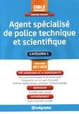 Anne Boussicaut-Mennerat et Marc Dalens - Agent spécialisé de police technique et scientifique.