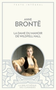 Histoiresdenlire.be La dame du manoir de Wildfell Hall Image
