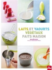 Anne Brunner - Laits et yaourts végétaux faits maison.