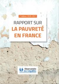 Anne Brunner et Louis Maurin - Rapport sur la pauvreté en France.