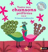Anne Bustarret - Toutes mes chansons préférées - 40 chansons traditionnelles. 1 CD audio