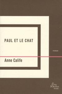 Anne Calife - Paul et le chat.