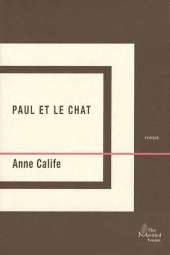 Anne Calife - Paul et le chat.