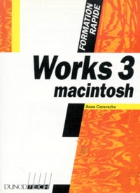 WORKS 3. Macintosh - Anne Caracache pdf epub