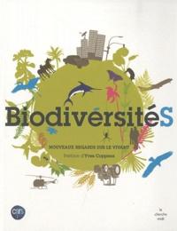 Anne-Caroline Prévot-Julliard et Virginie Maris - Biodiversité - Nouveaux regards sur le vivant.